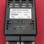 Equipo Electrico X-01 2 x 26W (TR973)
